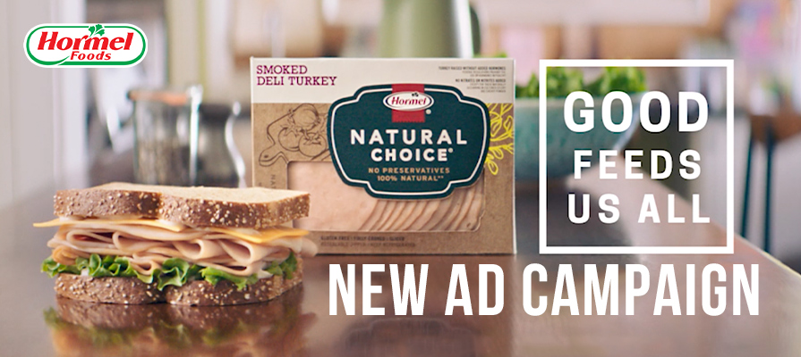 Hormel Launches New Advertising Campaign