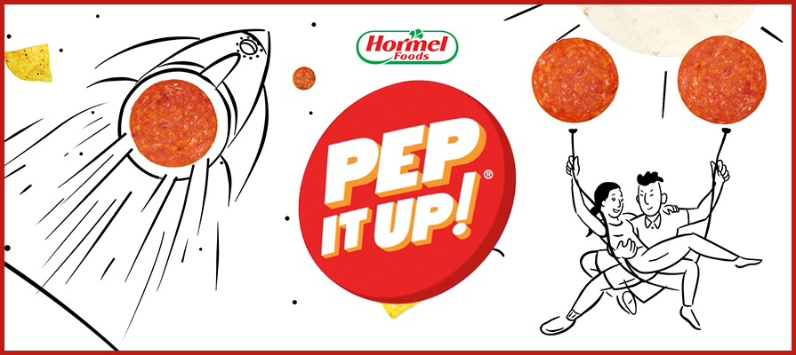 HORMEL® Pepperoni Announces New Ad Campaign