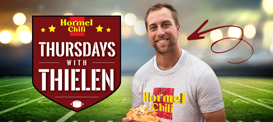 Hormel® Chili Suggests a Game-Day Spread