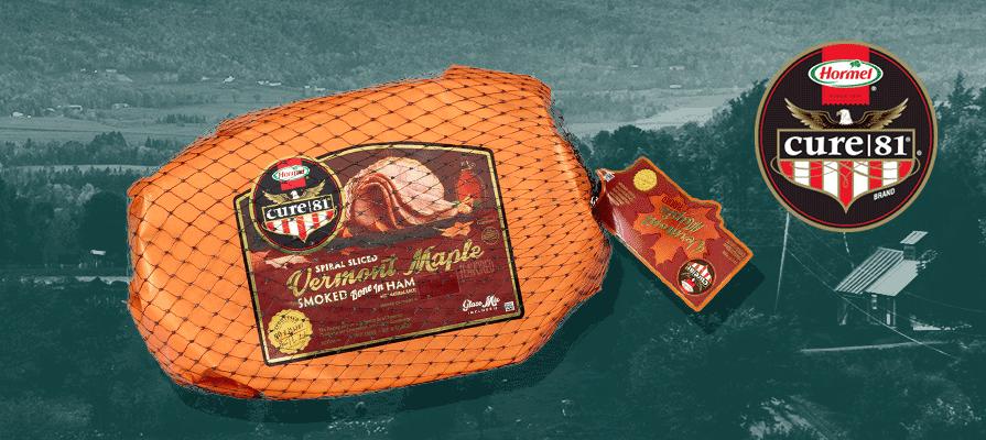 Hormel Launches New Premium Ham Product