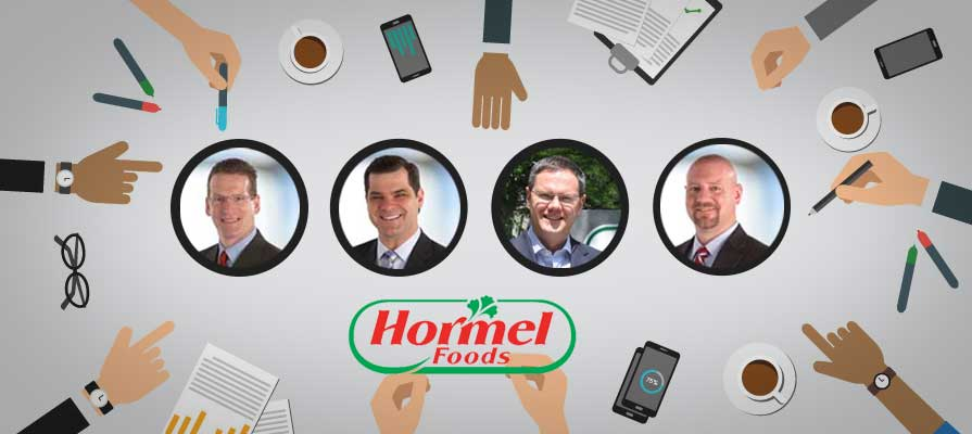 Hormel Foods Shakes Up Its Leadership Lineup