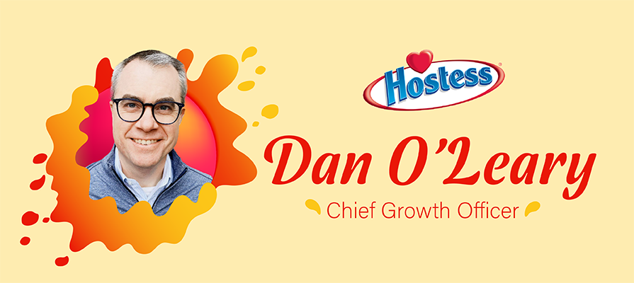 Hostess Brands Names Food Industry Leader Dan O'Leary as Chief Growth Officer