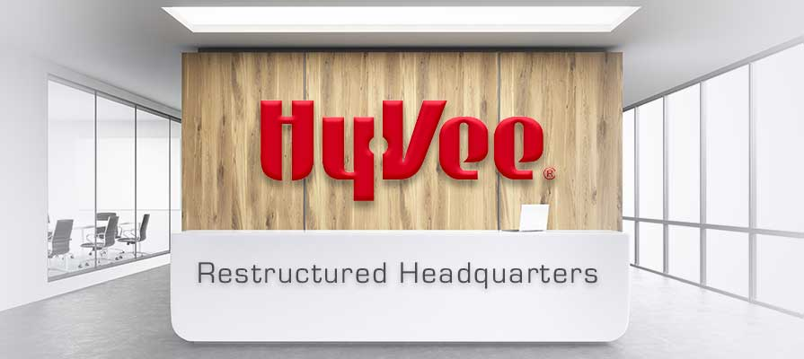 Hy-Vee Remodels Headquarters In New Strategy