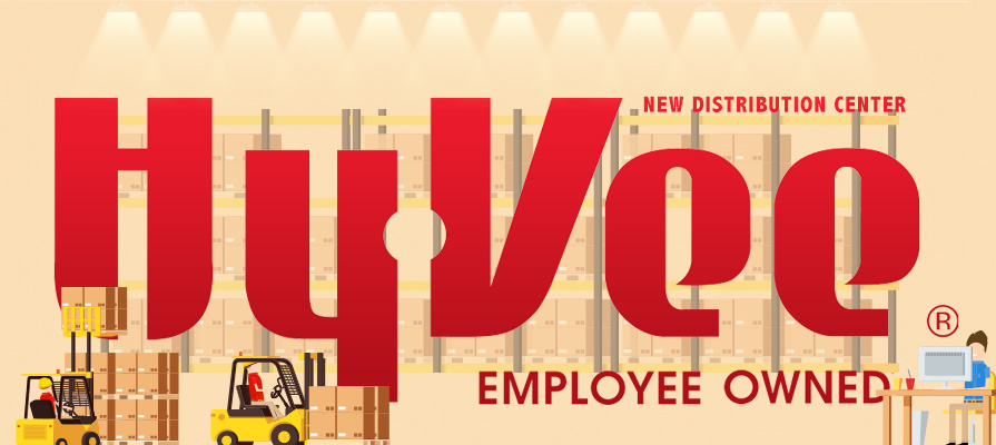 Hy-Vee Opens First Distribution Facility Outside of Iowa