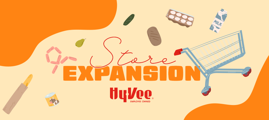 Hy-Vee Expands With New Full-Service Store and Fast & Fresh Convenience Store