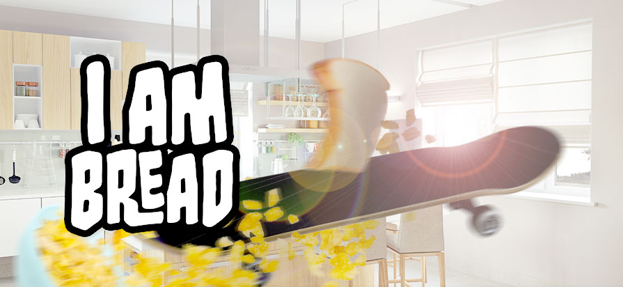 "Bread Takes Center Stage in ""I Am Bread"" Video Game"
