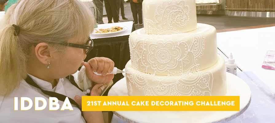 IDDBA Announces Bakers from Hy-Vee, Albertsons, and Green Valley Marketplace as Winners of 21st Annual Cake Decorating Challenge