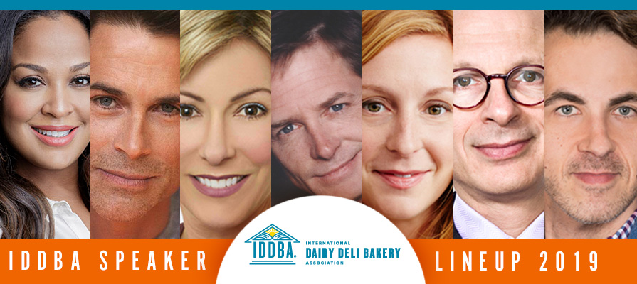 Speakers Announced for IDDBA 2019