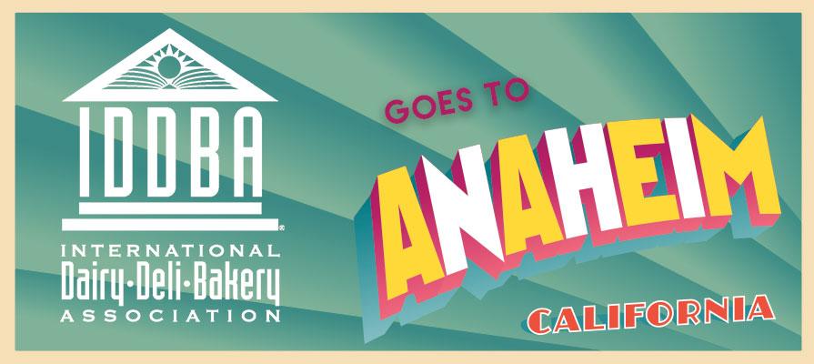 53rd Annual IDDBA 17 Goes to Anaheim, CA