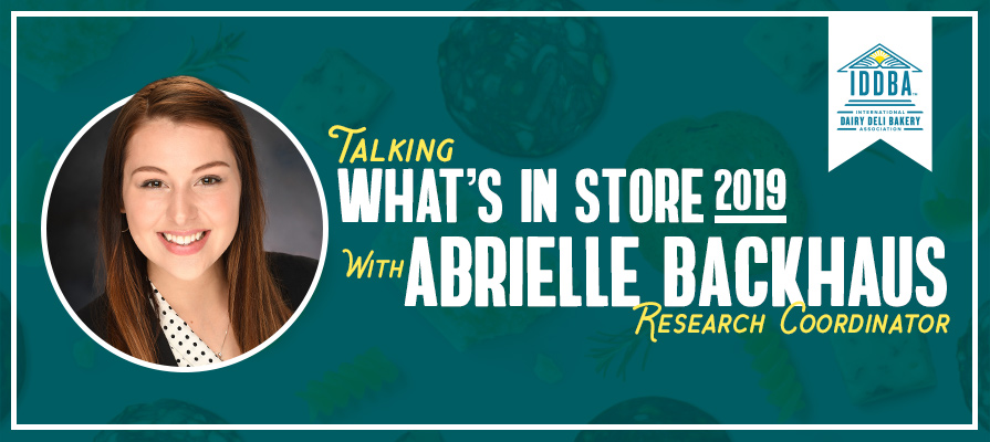 IDDBA's Abrielle Backhaus Discusses What's in Store Program