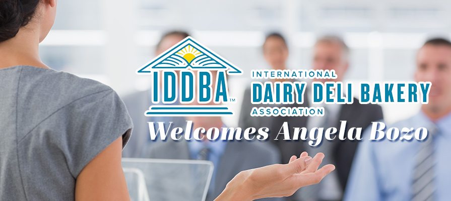 The International Dairy Deli Bakery Association Welcomes New Education Director