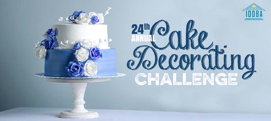 IDDBA Seeks Decorators to Compete in 24th Annual Cake Decorating Challenge