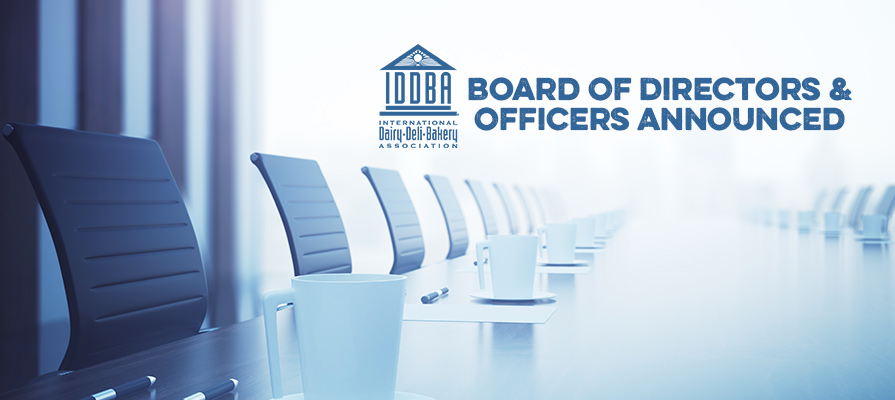 IDDBA Announces New Officers and Board of Directors for 2017-18