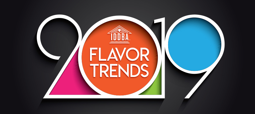 IDDBA Reveals What's In Store Flavor-Wise in 2019
