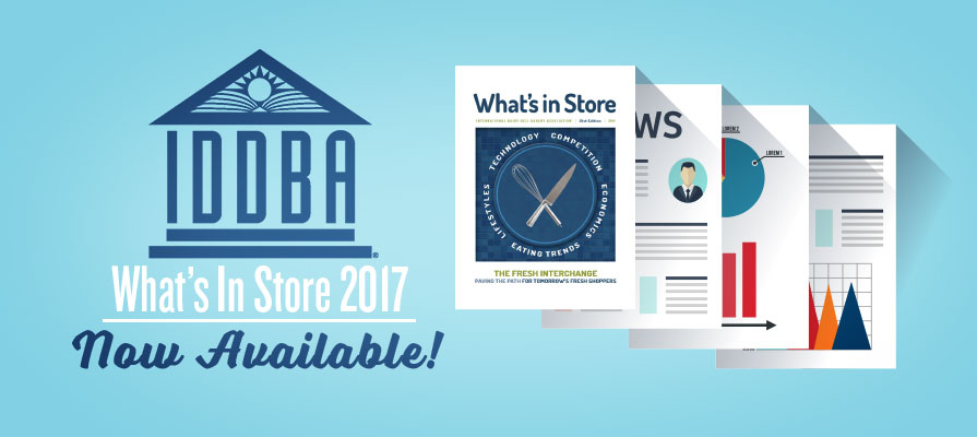 IDDBA Releases Latest What's In Store