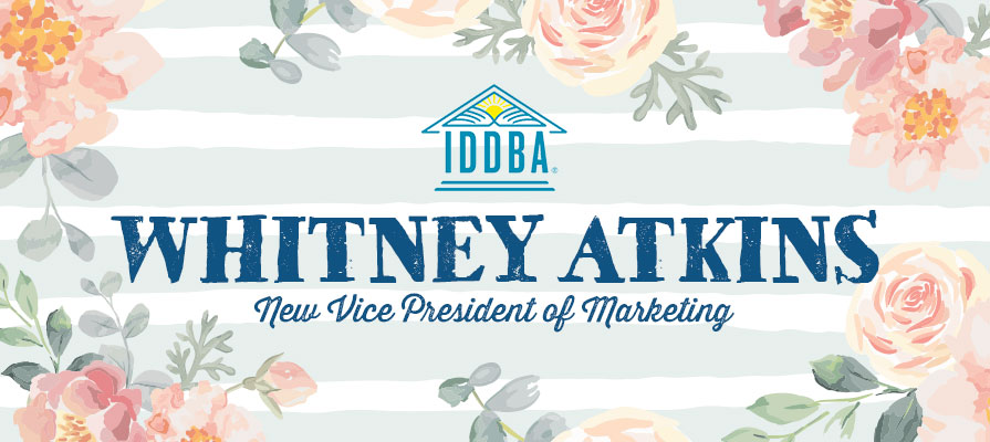IDDBA Welcomes Whitney Atkins as Its New VP of Marketing
