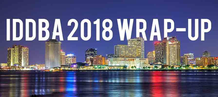 IDDBA 2018 Highlights: Inside New Orleans