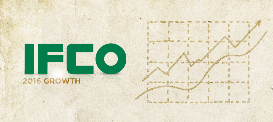 IFCO Sees 16% Growth in One Year