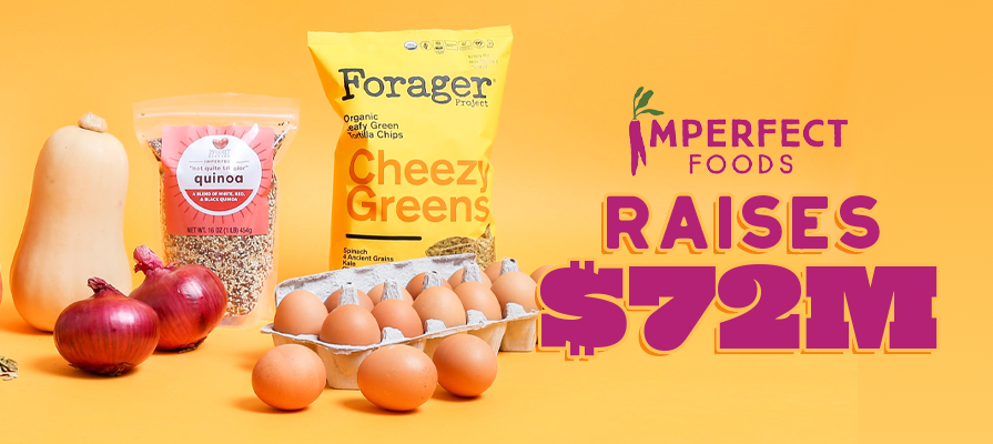 Imperfect Foods Raises $72M in Series C Funding to Expand Its Mission and Reach More Customers