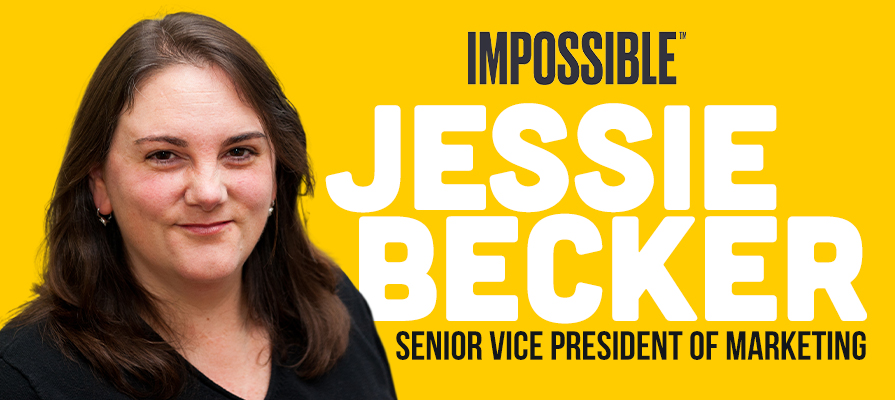 Impossible™ Foods Hires Jessie Becker as Senior Vice President of Marketing