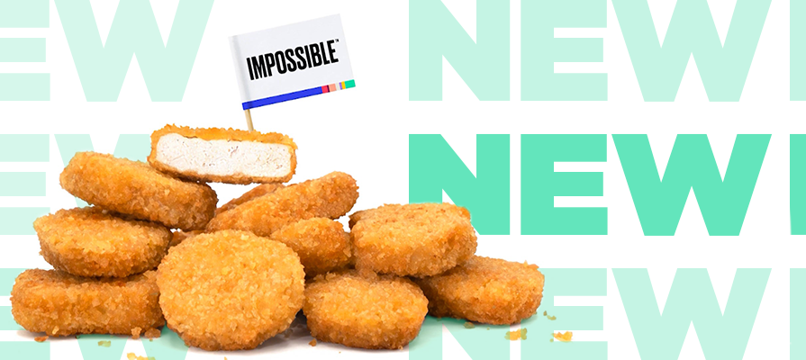 Impossible Foods Launches Impossible™ Chicken Nuggets Made From Plants; Pat Brown Comments