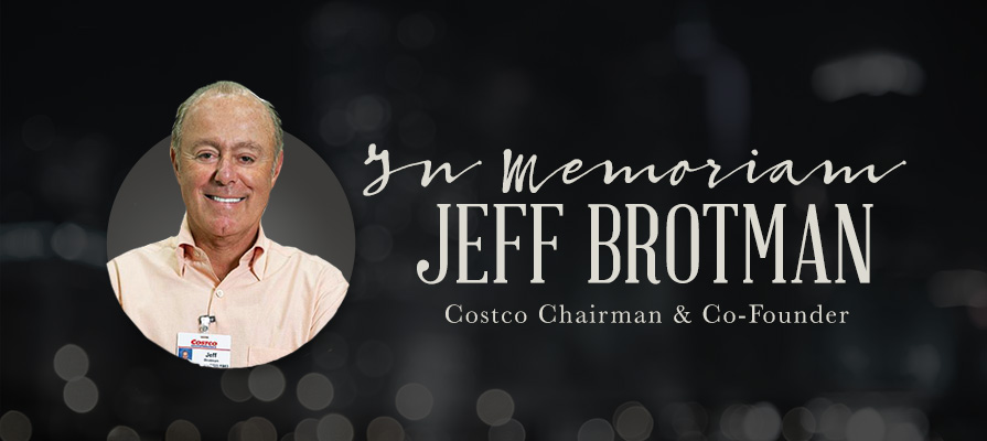 Costco Co-Founder Jeff Brotman Passes