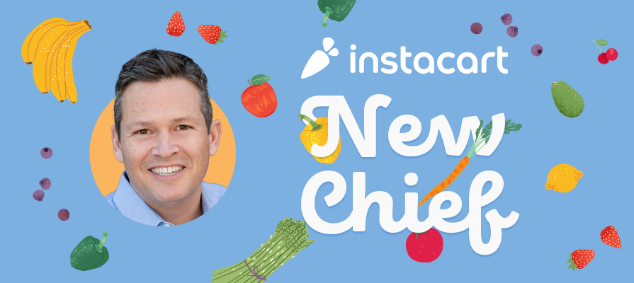 Instacart Names New Chief Financial Officer Nick Giovanni