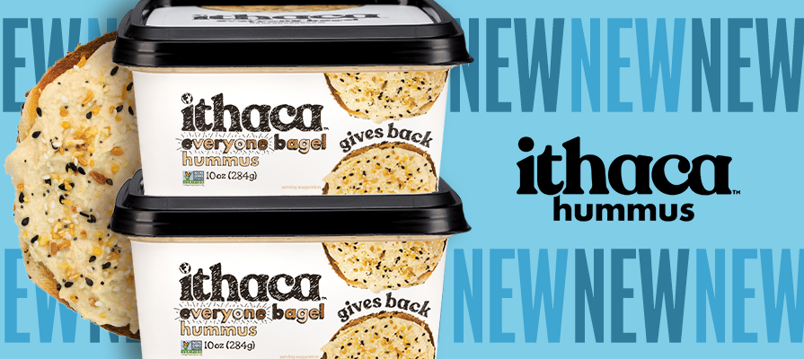 Ithaca Introduces New Hummus for Everyone; Chris Kirby, Stephanie Retcho, and Linda Novick O'Keefe Comment