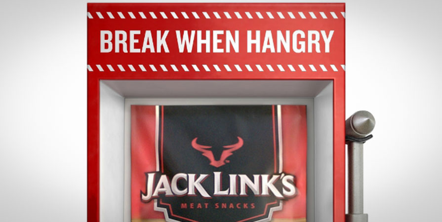 Jack Link's® Launches Hangry Hacks™ Campaign