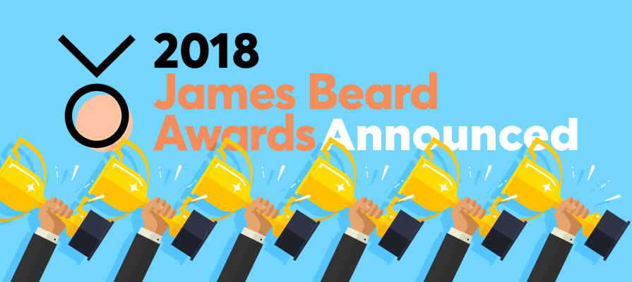 James Beard Foundation Award Winners Announced