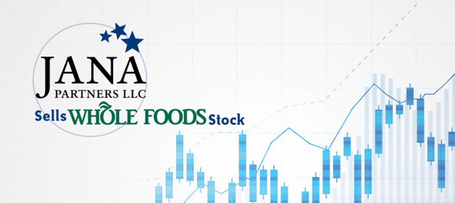 Jana Partners Sells Whole Foods Stock for $1.1 Billion