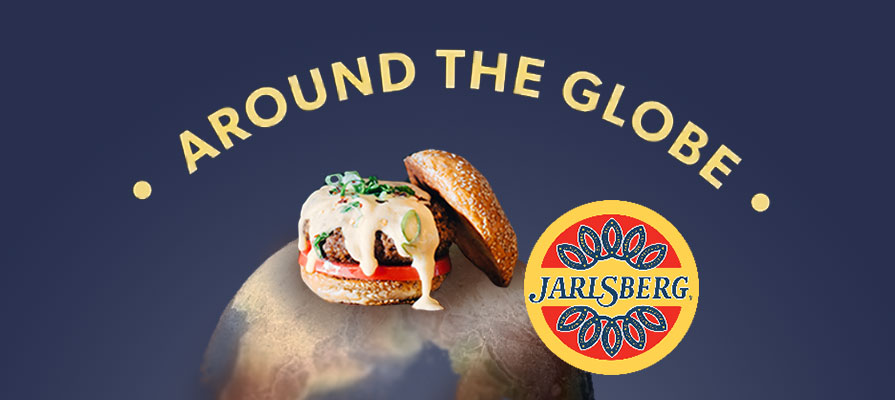 Jarlsberg Teams Up With Celebrity Chef For Perfect Cheeseburger Campaign