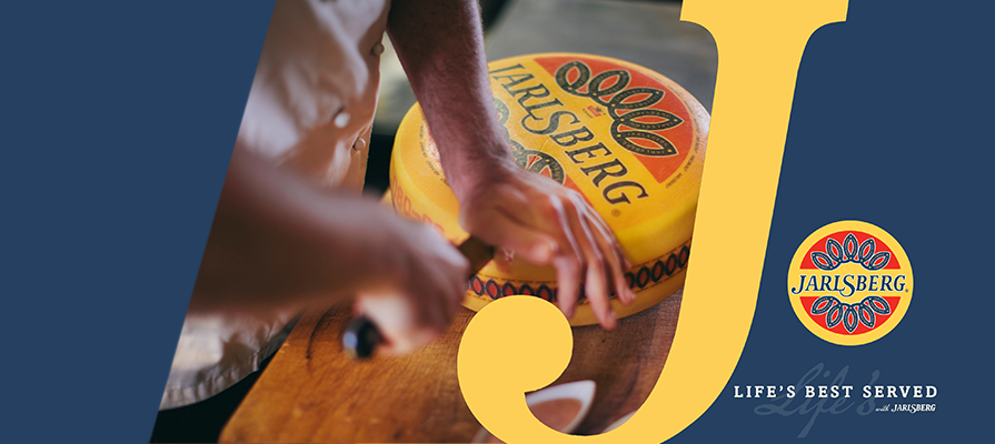 Jarlsberg® Cheese Launches Life's Best Served with Jarlsberg! Campaign