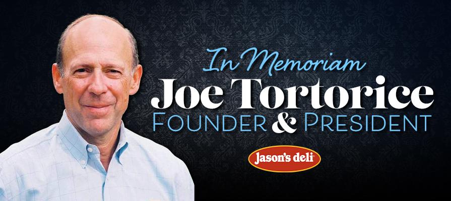 Jason's Deli Founder and President Passes Away
