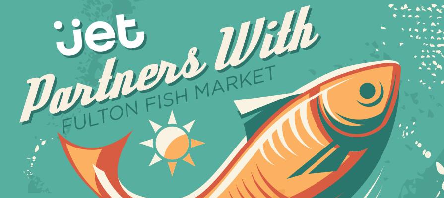 Walmart's Jet.com Partners with NYC's Fulton Fish Market