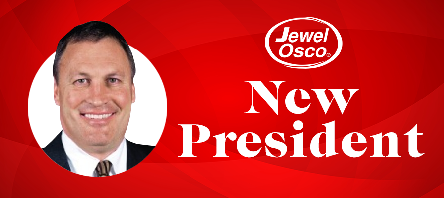 Jewel-Osco Names Mike Withers President Once Again