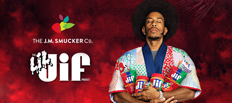 The J.M. Smucker Company's Jif® Brand Partners with Ludacris and Gunna to Launch The Lil Jif Project; Rebecca Scheidler and Erica Roberts Comment