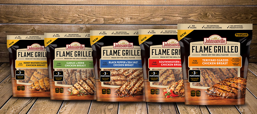 Johnsonville Enters Chicken Market with New Products