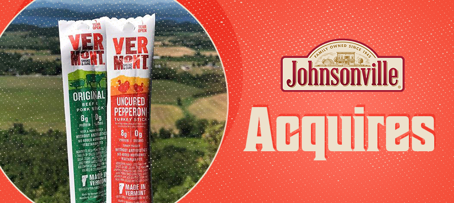 Johnsonville Welcomes Vermont Smoke & Cure to its Brand Portfolio