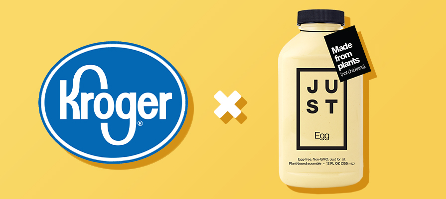 JUST Egg Launches at Kroger Nationwide