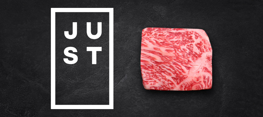 JUST Teams Up With Toriyama to Offer Lab-Grown Wagyu Beef