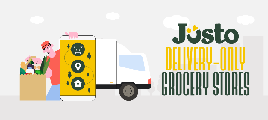 Jüsto Raises $12 Million in Financing for Delivery-Only Stores