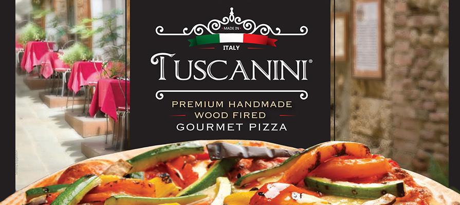 Kayco Debuts New Tuscanini Premium Handmade Pizza