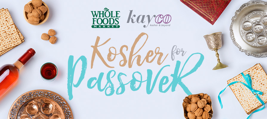 Kayco and Whole Foods Market Celebrate Passover With New Products