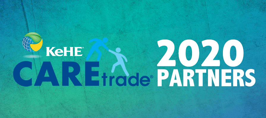 KeHE Welcomes New Mission-Based CAREtrade® Partners