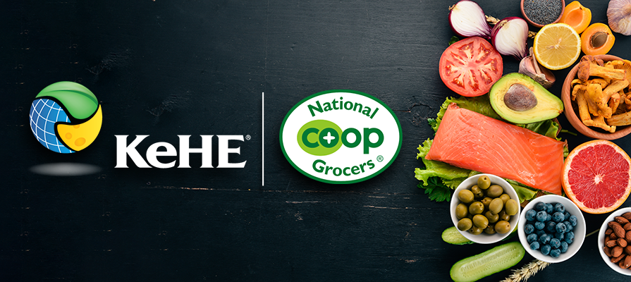 KeHE Distributors Announces Partnership Agreement with National Co+op Grocers