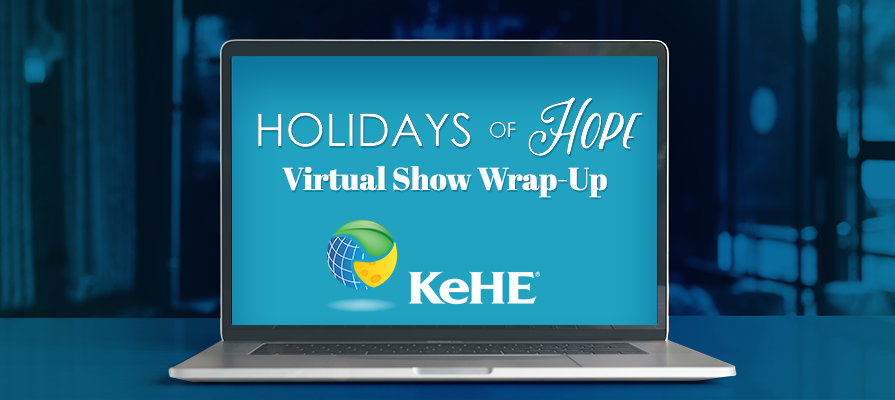 Distribution Innovator KeHE Touts Successful Holiday Show