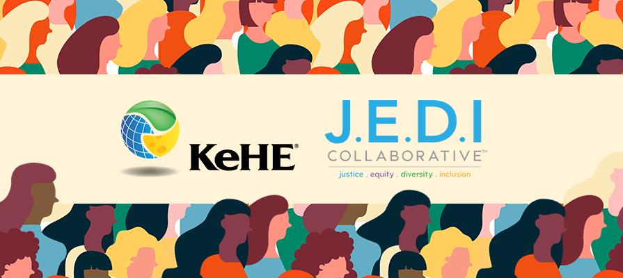 KeHE Distributors Announces Partnership with J.E.D.I Collaborative To Support Inclusivity