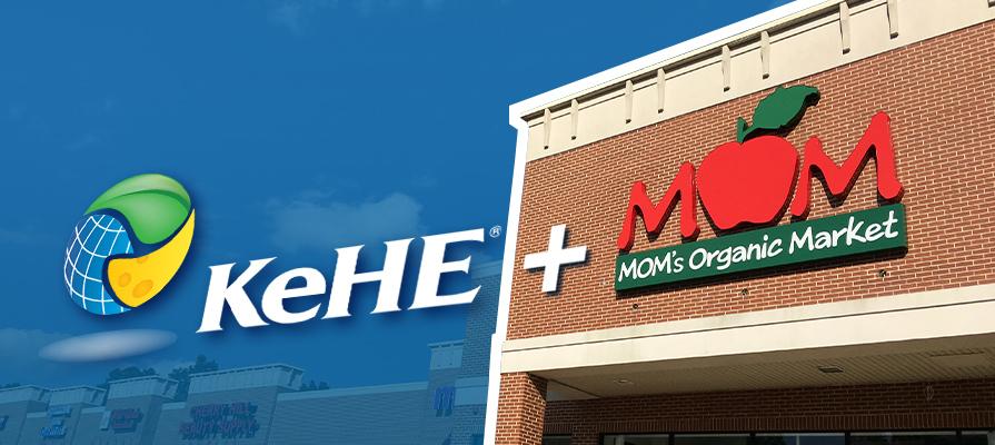 KeHE Announces Partnership Agreement With MOM's Organic Market