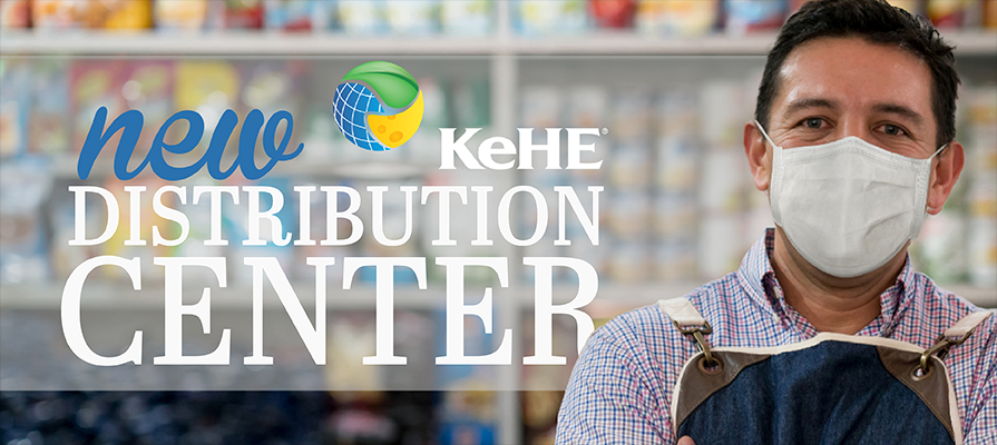 KeHE Distributors Strengthens Natural Channel Service With New Indiana Warehouse